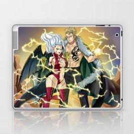 Laxus and Mira Laptop & iPad Skin