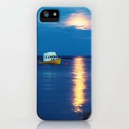 Full Moon Rising iPhone Case