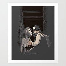 Mine! Art Print