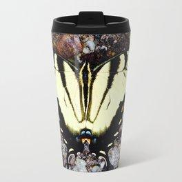 Beautiful Monarch Butterlfy Travel Mug