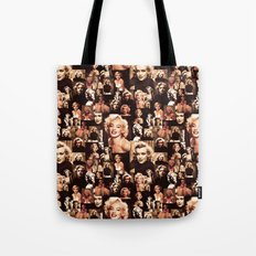 Marilyn Monroe Tote Bag