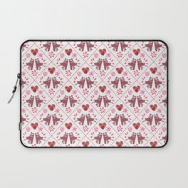 Quilted Milongueros - a Tango Gitano Pattern  Laptop Sleeve
