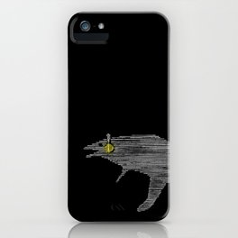 Dinosaure iPhone Case