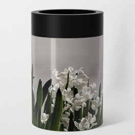 Hyacinth background Can Cooler