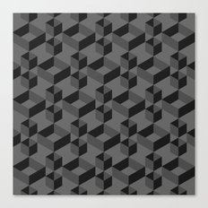 Black box Canvas Print