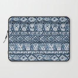 Indigo AZTECHIE Aztec Skull Print Laptop Sleeve