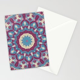 2 Persian carpet Stationery Cards