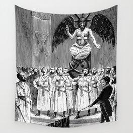 Les Mystères de la Franc-Maçonnerie, Paris, 1886 Wall Tapestry