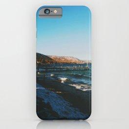 McKinney Shores HOA Beach, Lake Tahoe, California  iPhone Case