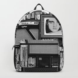 Vintage music Backpack