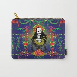 Novia De Los Muertos Carry-All Pouch