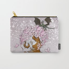 Fantasy Innocence Interrupted  Carry-All Pouch