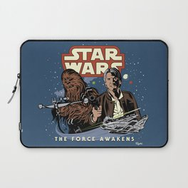 Chewie, We're Home Laptop Sleeve