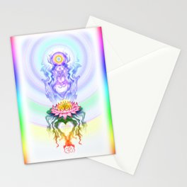 LOTUS 4 U Stationery Cards