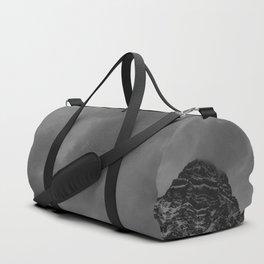 Stormy, Winter Mountain Duffle Bag