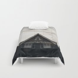 Black and White San Francisco : Cole Valley Comforters