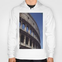 rome Hoodies featuring Rome by  Eggplant