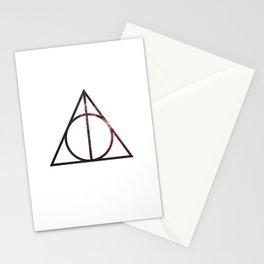 Deathly Hallows Stationery Cards