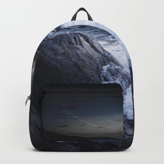 Crashing memories Backpack