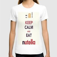 nutella T-shirts featuring Nutella by Iotara