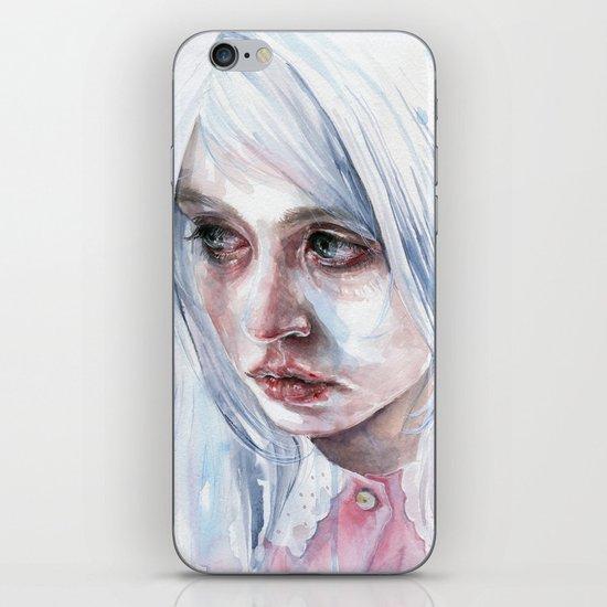 creepychan on moleskine iPhone & iPod Skin