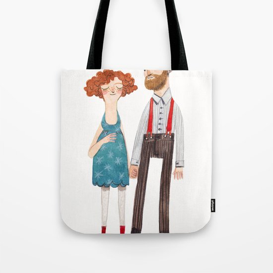 poppy and jackson Tote Bag