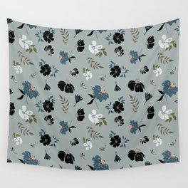 Floral Pattern 111-21CW4 Wall Tapestry