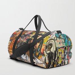 J.Cole Portrait Artwork Duffle Bag
