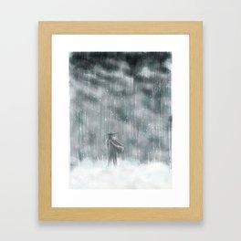 Ghosts & Mist Framed Art Print