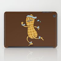health iPad Cases featuring Health Nut by Jelly Soup Studios