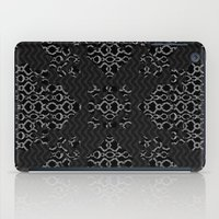 monty python iPad Cases featuring Python Lace Fantasy by Octavia Soldani