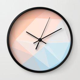 Porto Ferro Wall Clock