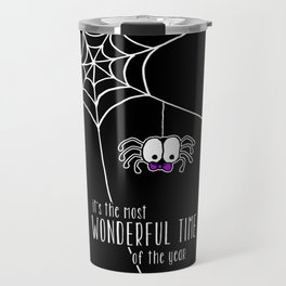 Halloween - it's the most wonderful time of the year Travel Mug