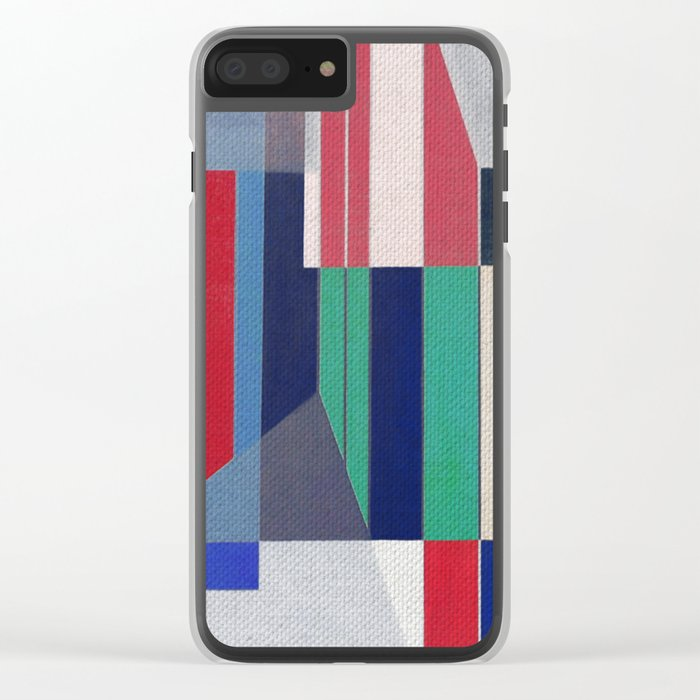Reapproximation Clear iPhone Case