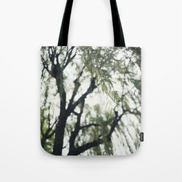 Beneath the Willow Tree Tote Bag