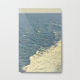 Sea Adventure - Ocean Crossing II Metal Print