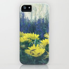 Small Summer Garden iPhone Case