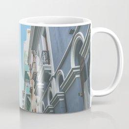 Puerto Rico Streets Coffee Mug