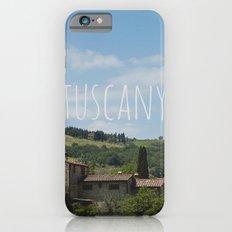 t u s c a n y 2 iPhone 6s Slim Case