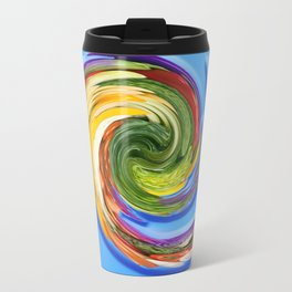 The whirl of life, W1.9C Travel Mug