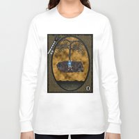 book cover Long Sleeve T-shirts featuring Book Cover Illustration by Conceptualized