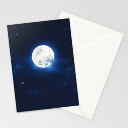 Moonlanding Stationery Cards