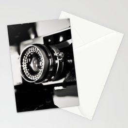camera love b/w Stationery Cards