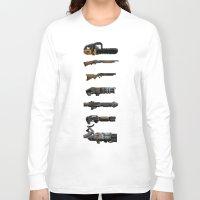 doom Long Sleeve T-shirts featuring Doom by dorfs