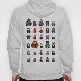 All Characters Hoody