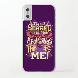This Is Me Clear iPhone Case