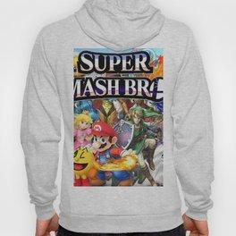 super smash bros Hoody