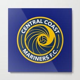 Central Coast Mariners Metal Print