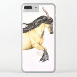 Zola Clear iPhone Case