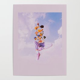 Dreamers in the clouds Poster